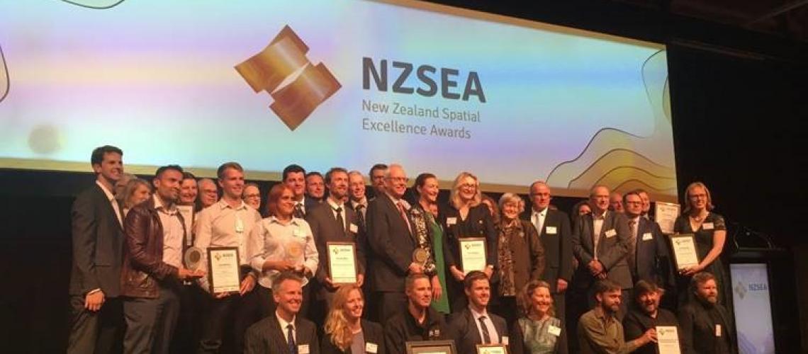 NZSEA 2019 Winners
