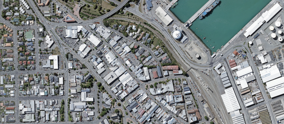 Timaru Imagery used in the Eagle Basemaps